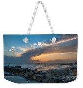 Sc Lowcountry Sunset Weekender Tote Bag