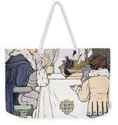 Mother Goose, 1916 Weekender Tote Bag