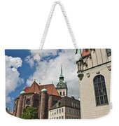 Munich Germany Weekender Tote Bag