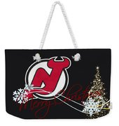 New Jersey Devils Weekender Tote Bag