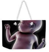 Newborn Anatomy Weekender Tote Bag