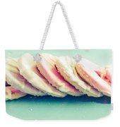 Pink Cookies Weekender Tote Bag