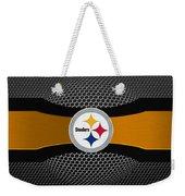 Pittsburgh Steelers Weekender Tote Bag