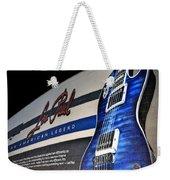 Rock N Roll Collection Weekender Tote Bag