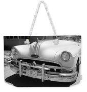 Route 66 - Classic Car Weekender Tote Bag by Frank Romeo