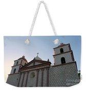 Santa Barbara Mission Weekender Tote Bag