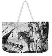 Saratoga: Surrender, 1777 Weekender Tote Bag