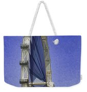 Singapore Flyer  Weekender Tote Bag