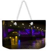 Southwark Bridge London Weekender Tote Bag