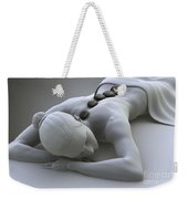 Stone Therapy Weekender Tote Bag