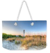 Sandy Shore Weekender Tote Bag