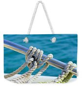 The Ropes Weekender Tote Bag