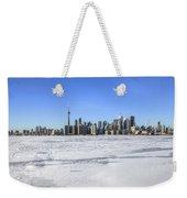 Toronto Weekender Tote Bag
