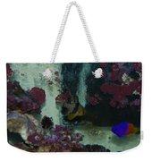 Tropical Fish Weekender Tote Bag