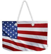 Usa Flag Weekender Tote Bag
