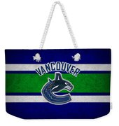 Vancouver Canucks Weekender Tote Bag