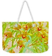 Laughing Girls Watercolor Photography Weekender Tote Bag
