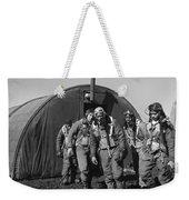 Wwii: Tuskegee Airmen, 1945 Weekender Tote Bag