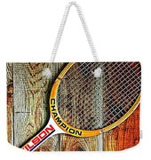 70s Champion Weekender Tote Bag
