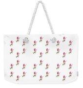 72 Dancing Pink Magnolias Panel Weekender Tote Bag
