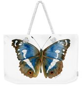 78 Apatura Iris Butterfly Weekender Tote Bag by Amy Kirkpatrick