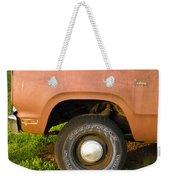 78 Dodge Power Wagon  Weekender Tote Bag
