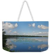 78- Harriet Tubman Weekender Tote Bag