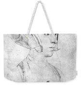 Anne Boleyn (1507-1536) Weekender Tote Bag