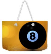 8 Ball Weekender Tote Bag
