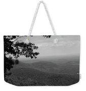 Blue Ridge Mountains - Virginia Bw Weekender Tote Bag
