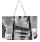 Canary Wharf Tower Weekender Tote Bag