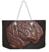 Clay Model Of Brain Weekender Tote Bag