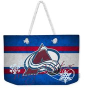 Colorado Avalanche Weekender Tote Bag