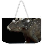 Dinosaur Diceratops Weekender Tote Bag