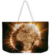 Earths Energy Weekender Tote Bag