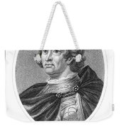 Edward I (1239-1307) Weekender Tote Bag