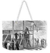 Execution Of Conspirators Weekender Tote Bag