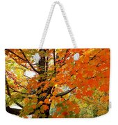 Fall Explosion Of Color Weekender Tote Bag