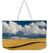 Farm Field Weekender Tote Bag