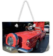 Ford Thunderbird Weekender Tote Bag