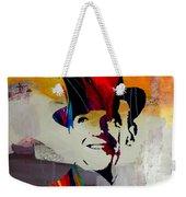 Fred Astaire Weekender Tote Bag