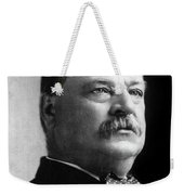 Grover Cleveland (1837-1908) Weekender Tote Bag