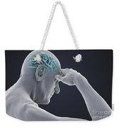 Head Pain Weekender Tote Bag