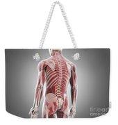 Human Muscles Weekender Tote Bag