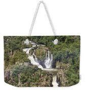Iquazu Falls - South America Weekender Tote Bag