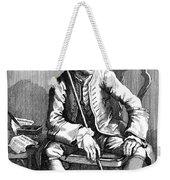 John Wilkes (1727-1797) Weekender Tote Bag