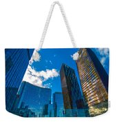 Las Vegas Nevada Usa Weekender Tote Bag