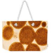 Lipid Droplets Tem Weekender Tote Bag