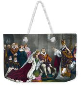 Mary, Queen Of Scots Weekender Tote Bag