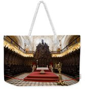Mezquita Cathedral Interior In Cordoba Weekender Tote Bag